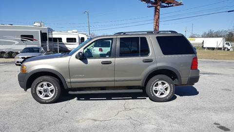 2004 Ford Explorer for sale in Conyers, GA