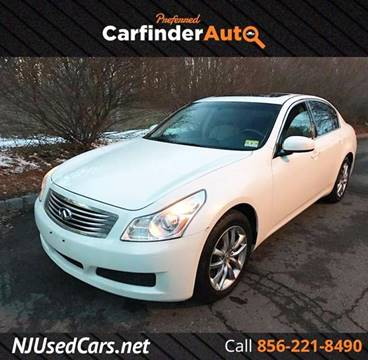 2007 Infiniti G35 for sale in Bound Brook, NJ