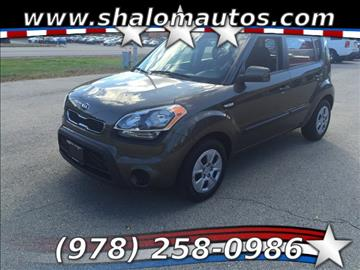 2013 Kia Soul for sale in Lawrence, MA