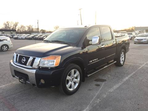 2008 Nissan Titan for sale in Grand Prairie, TX