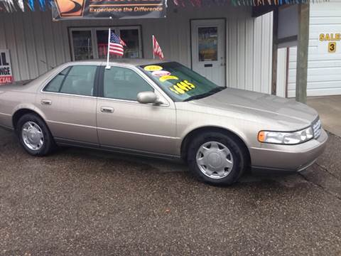2001 Cadillac Seville for sale in Garrison, ND