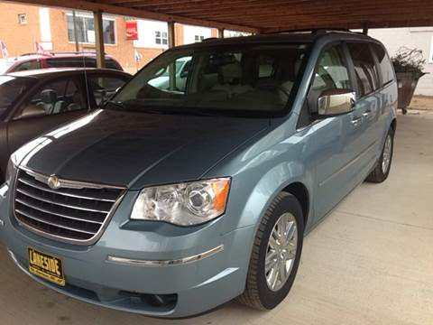 2010 Chrysler Town and Country for sale in Garrison, ND