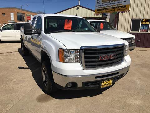 2008 GMC Sierra 2500HD for sale in Garrison, ND