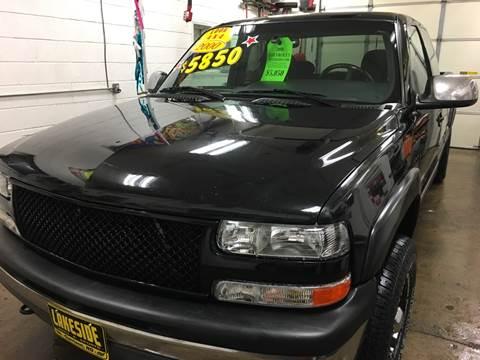 2000 Chevrolet Silverado 2500 for sale in Garrison, ND
