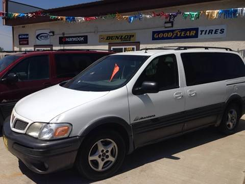 2002 Pontiac Montana for sale in Garrison, ND
