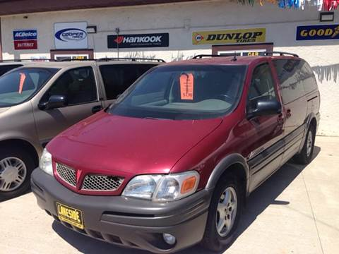 2004 Pontiac Montana for sale in Garrison, ND