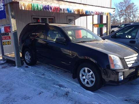 2007 Cadillac SRX for sale in Garrison, ND