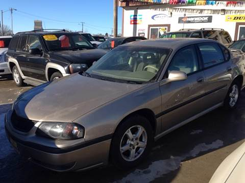 2003 Chevrolet Impala for sale in Garrison, ND