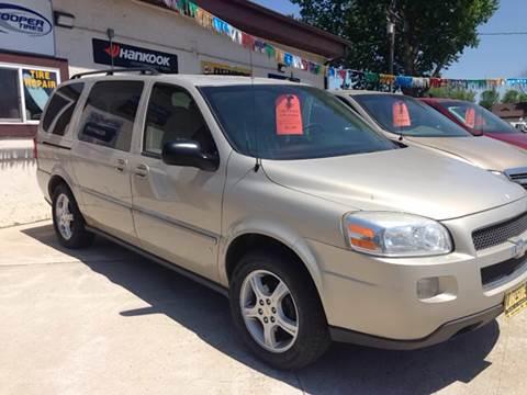 2007 Chevrolet Uplander for sale in Garrison, ND