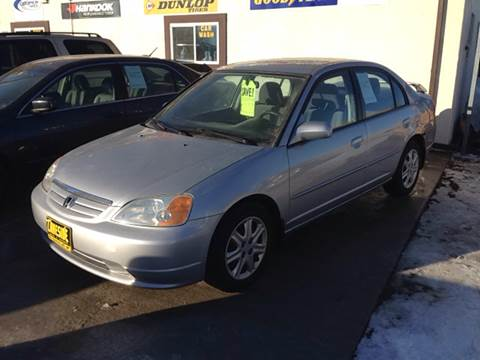 2003 Honda Civic for sale in Garrison, ND