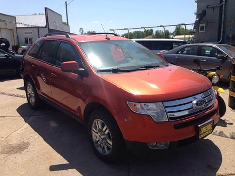 2007 Ford Edge for sale in Garrison, ND