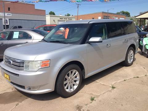 2010 Ford Flex for sale in Garrison, ND