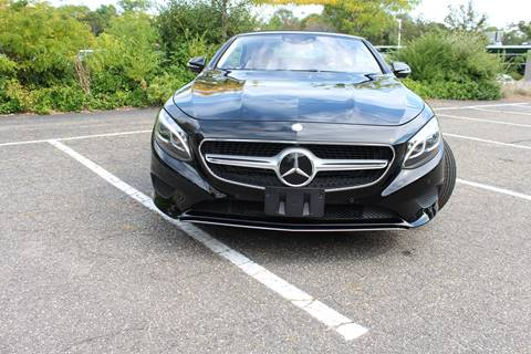 2017 Mercedes-Benz S-Class for sale in Woodbury, NY