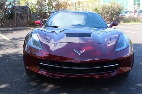 2016 Chevrolet Corvette for sale in Woodbury, NY
