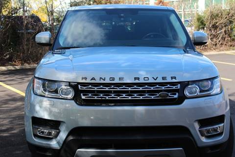 2014 Land Rover Range Rover Sport for sale in Woodbury, NY