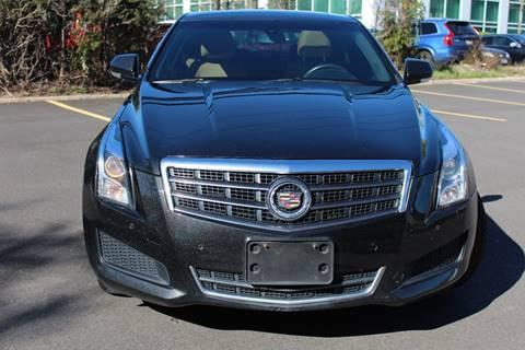 2013 Cadillac ATS for sale in Woodbury, NY