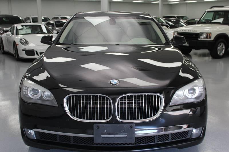 Purchase Used 2011 Bmw 7 Series 750li: 2011 BMW 7 Series 750Li XDrive AWD For Sale