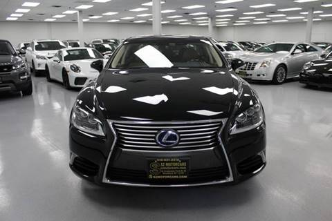 2015 Lexus LS 600h L For Sale In Woodbury, NY