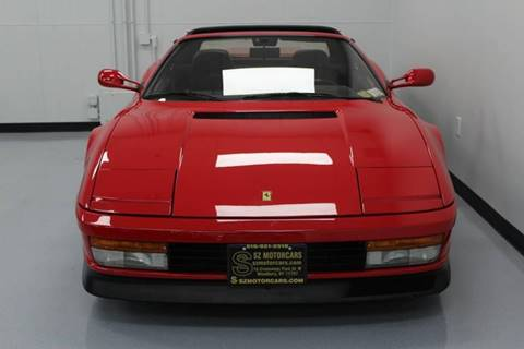 1988 Ferrari Testarossa For Sale In Charlotte Nc Carsforsale