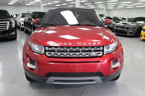 2015 Land Rover Range Rover Evoque for sale in Woodbury, NY