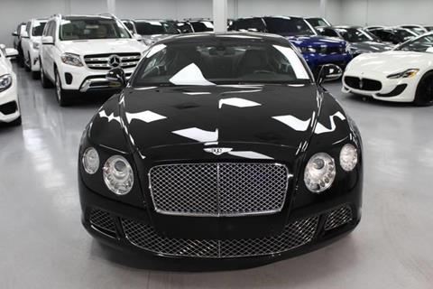 2012 Bentley Continental for sale in Woodbury, NY