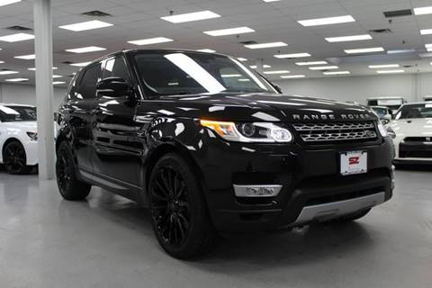 2016 Land Rover Range Rover Sport for sale in Woodbury, NY