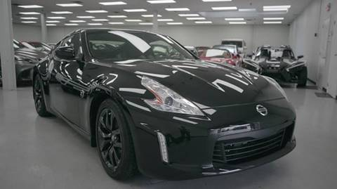 2017 Nissan 370Z for sale in Woodbury, NY