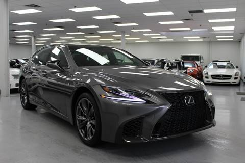 2019 Lexus LS 500 for sale in Woodbury, NY