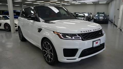 2019 Land Rover Range Rover Sport for sale in Woodbury, NY