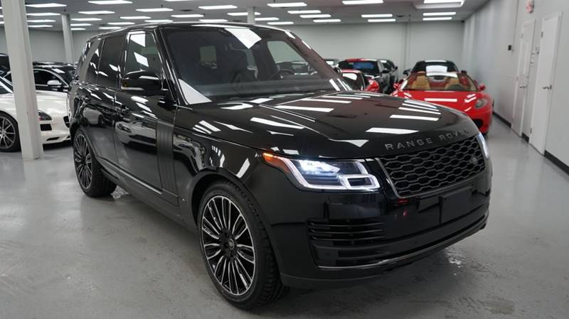 2018 Land Rover Range Rover for sale!