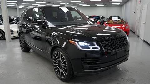 2018 Land Rover Range Rover for sale in Woodbury, NY