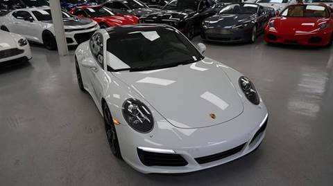 2017 Porsche 911 for sale in Woodbury, NY