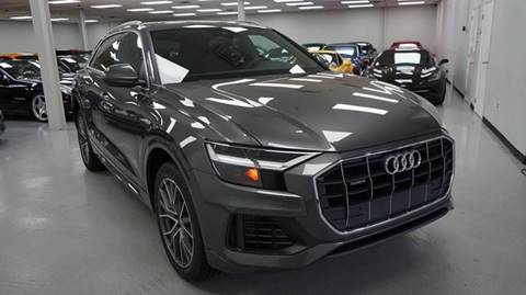 2019 Audi Q8 for sale in Woodbury, NY