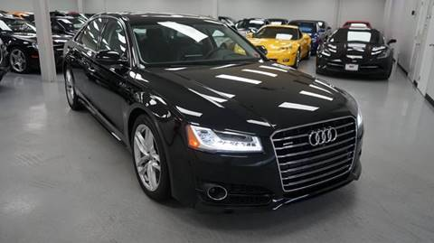 2017 Audi A8 L for sale in Woodbury, NY