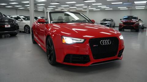 2014 Audi RS 5 for sale at SZ Motorcars in Woodbury NY