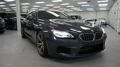 2016 BMW M6 for sale at SZ Motorcars in Woodbury NY
