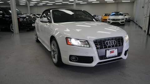 2012 Audi S5 for sale at SZ Motorcars in Woodbury NY