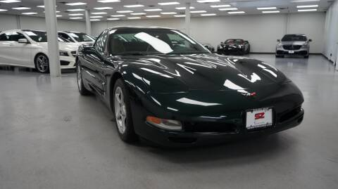 2000 Chevrolet Corvette for sale at SZ Motorcars in Woodbury NY