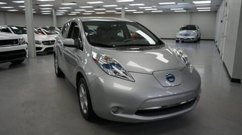 2012 Nissan LEAF for sale at SZ Motorcars in Woodbury NY