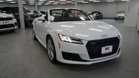 2017 Audi TT for sale at SZ Motorcars in Woodbury NY