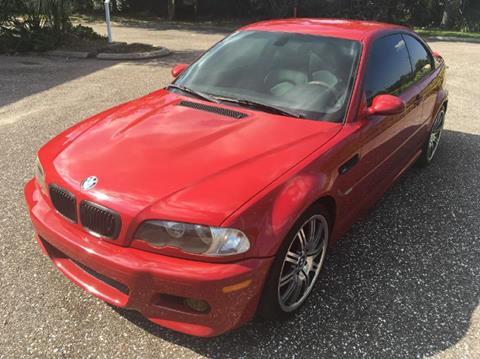 2004 BMW M3 for sale in Jacksonville, FL
