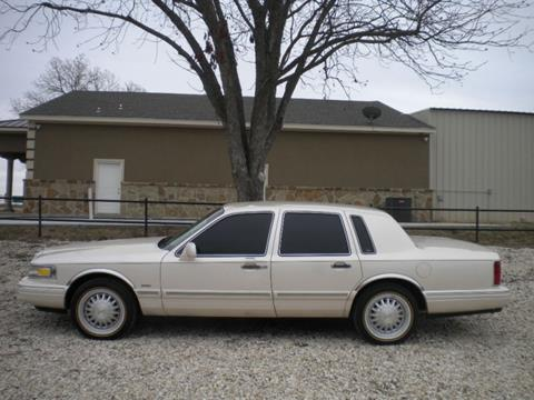 1997 Lincoln Town Car For Sale In Otis Ma Carsforsale Com