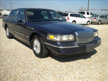 1995 Lincoln Town Car for sale in Waco, TX