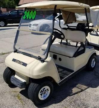 2006 Club Car DS Electric IQ (48-volt) for sale at Northshore Budget Center, LLC in Menasha WI