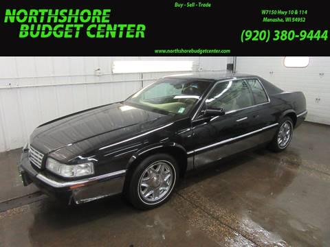 1998 Cadillac Eldorado for sale at Northshore Budget Center, LLC in Menasha WI