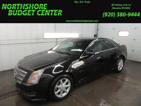 2008 Cadillac CTS for sale at Northshore Budget Center, LLC in Menasha WI