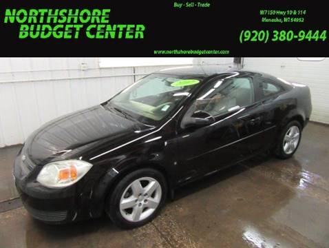 2007 Chevrolet Cobalt for sale at Northshore Budget Center, LLC in Menasha WI