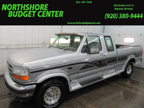 1996 Ford F-150 for sale at Northshore Budget Center, LLC in Menasha WI