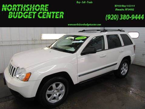 2008 Jeep Grand Cherokee for sale at Northshore Budget Center, LLC in Menasha WI