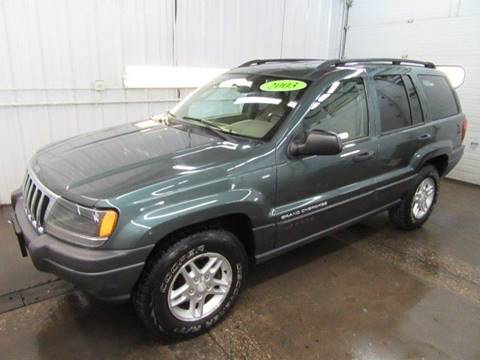 2003 Jeep Grand Cherokee for sale at Northshore Budget Center, LLC in Menasha WI